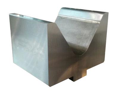 sheet metal bending 1v die